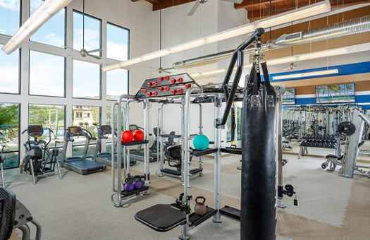 BellSteinerRanch_FitnessCenter