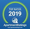 Apartment Ratings 2019 award badge